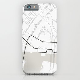 Marina Bay Street Circuit, Singapore iPhone Case