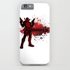 Bloody Mess iPhone 6s Slim Case