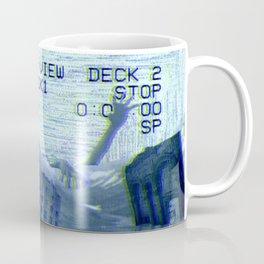 Incumbent Discourse of the Pond Coffee Mug