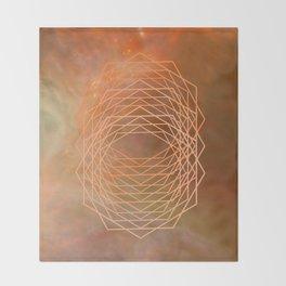 Geometrical 005 Throw Blanket