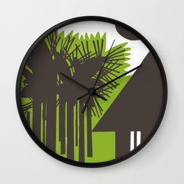 Choza Wall Clock