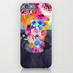 Volcano flower Slim Case iPhone 6s
