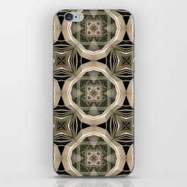 Fleurformer iPhone Skin