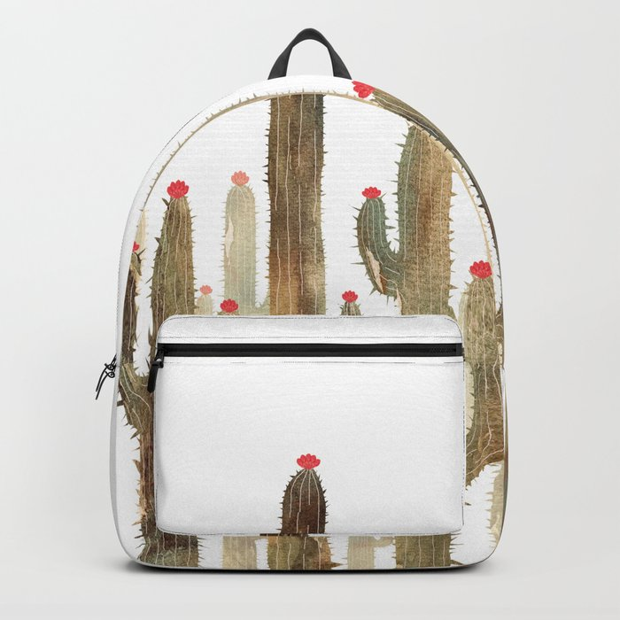 Autumn Cactus 4 Backpack