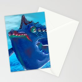 Your transport is here Stationery Cards