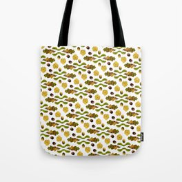 PATTERN AUTUNNALE III Tote Bag