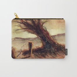 The Dead Tree Carry-All Pouch