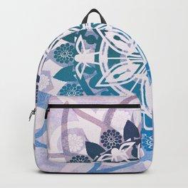 Spiritual Essence Mandala Bohemian Hippie Yoga Meditation Mantra Backpack