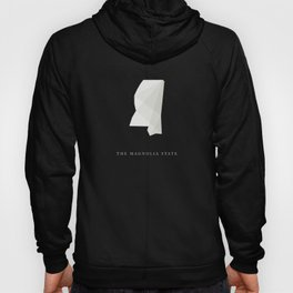 Mississippi, The Magnolia State Hoody