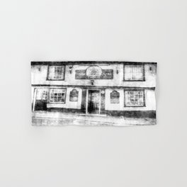 The Coopers Arms Pub Rochester Vintage Hand & Bath Towel