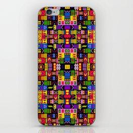 PATTERN-419 iPhone Skin