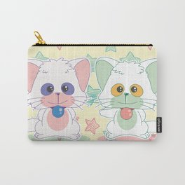Creamy Mami: Posi and Nega Carry-All Pouch
