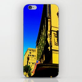 Dowtown Crossing iPhone Skin