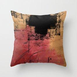 ST 6 Throw Pillow