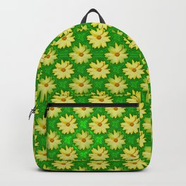 Springtime power pattern Backpack