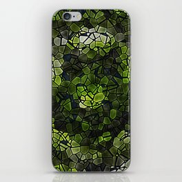 drago scales iPhone Skin