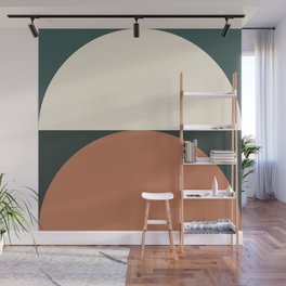 Abstract Geometric 01E Wall Mural