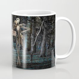 Halloween Town | Jack | Sally | Christmas | Nightmare Coffee Mug