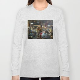 Rock and a Hard Place Long Sleeve T-shirt