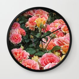 Sweet Indulgence Wall Clock