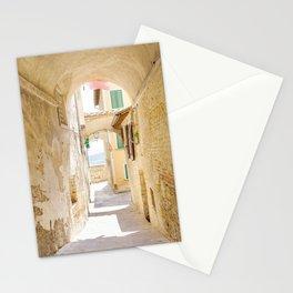 Passaggio - Pienza Tuscany, Italy Stationery Cards