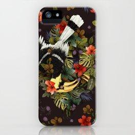 Hornbill Mother's Shelter iPhone Case