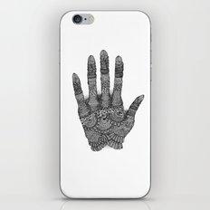 the Creating Hand iPhone & iPod Skin