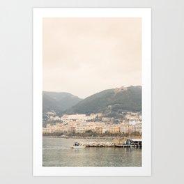 Salerno, Amalfi Coast II Art Print