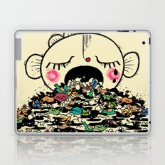 Save the fishes Laptop & iPad Skin