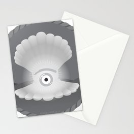 pearl glance Stationery Cards
