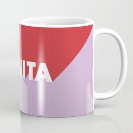 BONITA Pink Lavender Coffee Mug