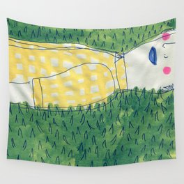 look at me Wall Tapestry