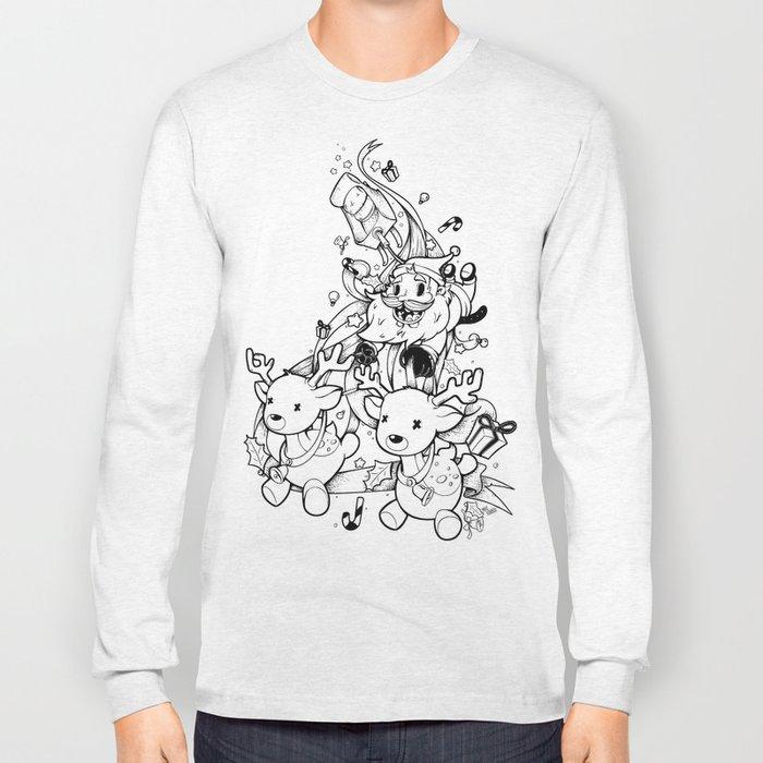 Santa Claus is coming II Long Sleeve T-shirt