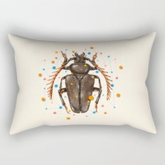 INSECT VIII Rectangular Pillow