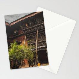 Architecture of Kathmandu City 001 Stationery Cards