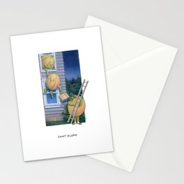 Can't Elope Stationery Cards