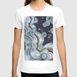 space agate T-shirt