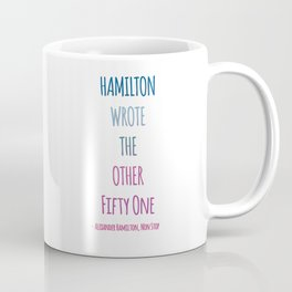 THE OTHER FIFTY ONE Coffee Mug
