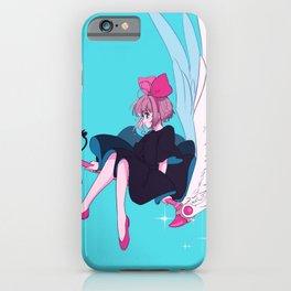 Kiki's Jiji iPhone Case
