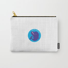 Keep the Ocean Blue_02 Carry-All Pouch