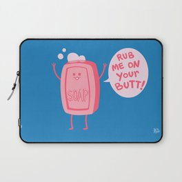 Lil' Soap Laptop Sleeve