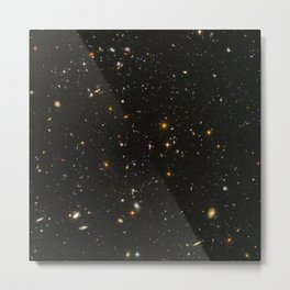 Ultra Deep Field Metal Print