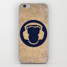 Deaf love iPhone Skin
