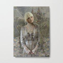 Сastles of my dreams Metal Print