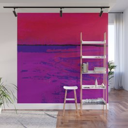 Square Abstract No. 8D by Kathy Morton Stanion Wall Mural