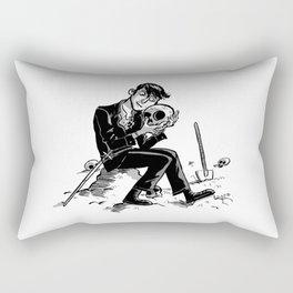 Hamlet Rectangular Pillow