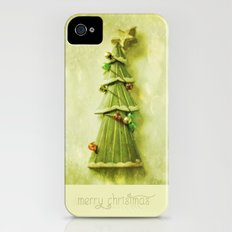 Christmas Tree  Slim Case iPhone (4, 4s)