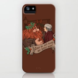 Know me Better, Man! iPhone Case