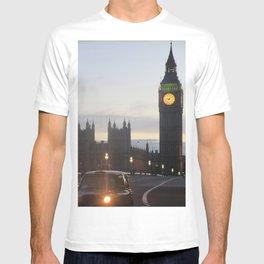 Big Ben and Black Cab T-shirt