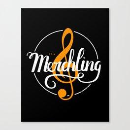 The Merchling Canvas Print